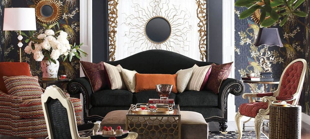 shop for home accents furniture in cincinnati and dayton oh - Furniture In Living Room