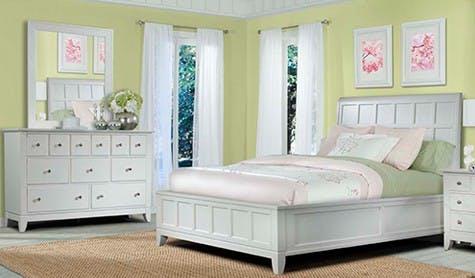 Sea Isle 3 Pc Queen Bedroom Set