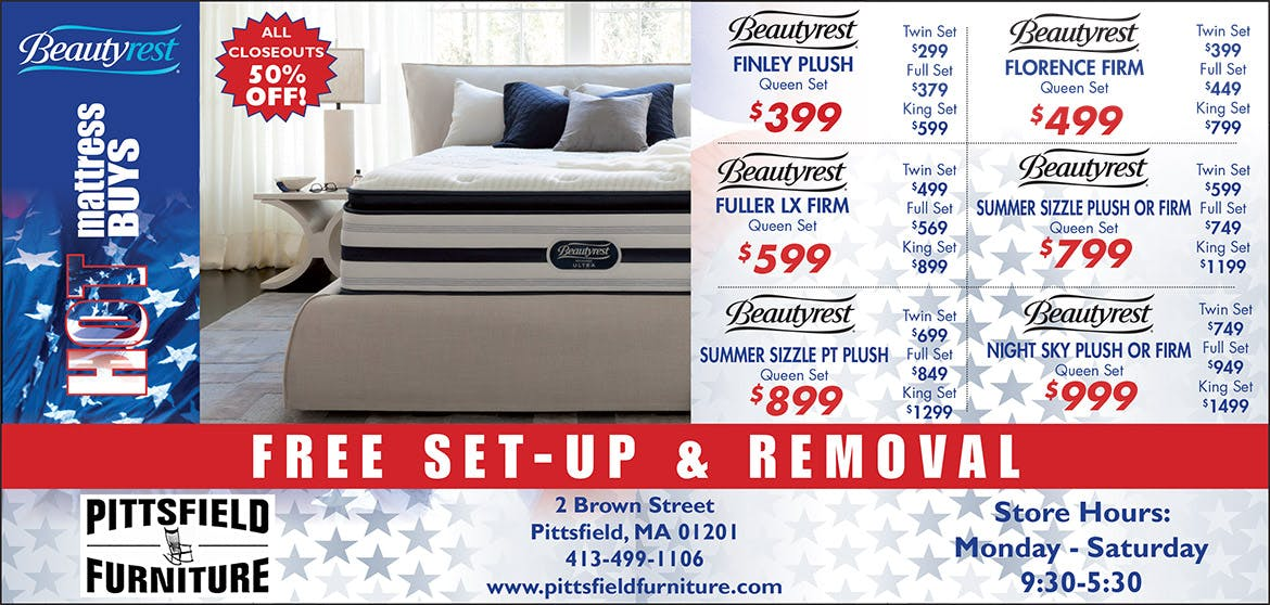 View Larger · Pittsfield Furniture