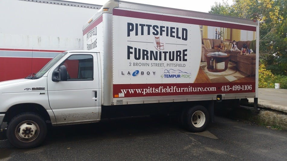 We Deliver Throughout Berkshire County Including: Pittsfield