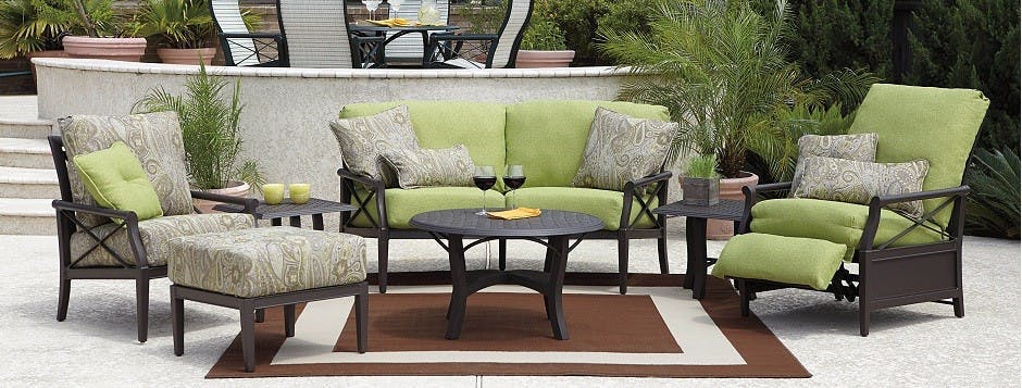 Zing Patio Furniture Is Southwest Floridau0027s Premier Patio Furniture  Showroom. Offering 3 Convenient Locations In North Naples, Fort Myers And  Our Newest ...