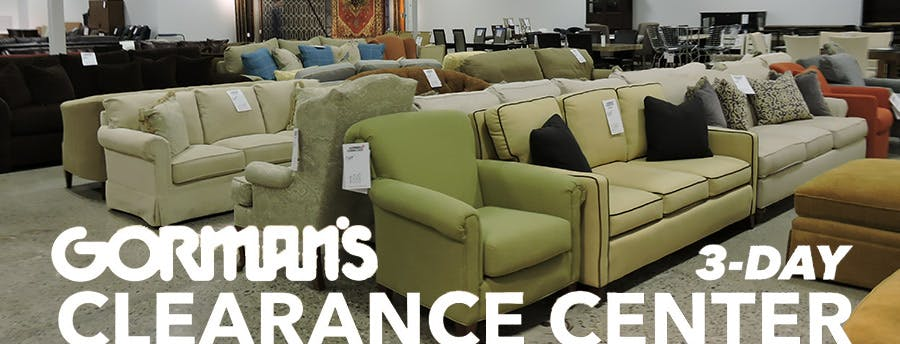 Clearance Center Gorman S Farmington Mi 48335