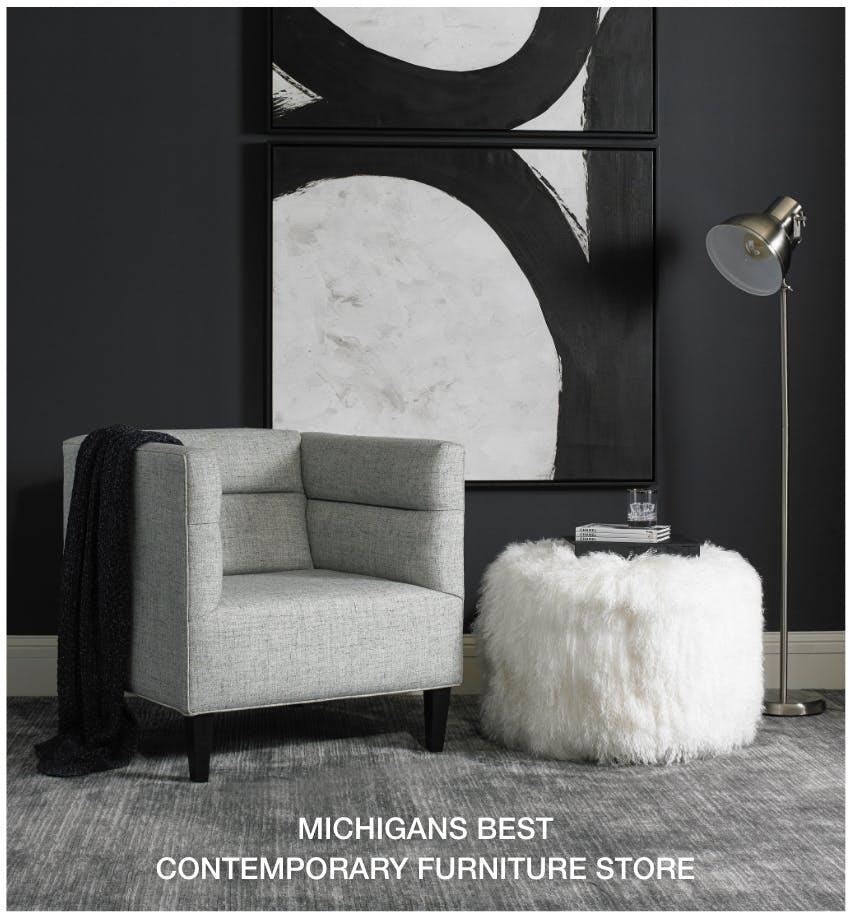 Contemporary | Gormanu0027s | Farmington, MI, 48335