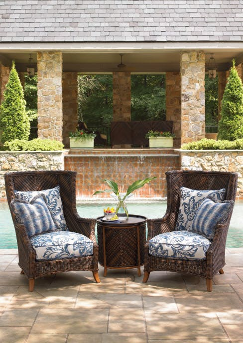 wicker furniture home outdoor furniture and fireplace fire house casual living store