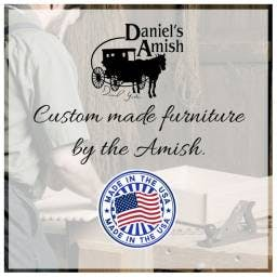 Shop for Daniels Amish Furniture in Cincinnati and Dayton OH