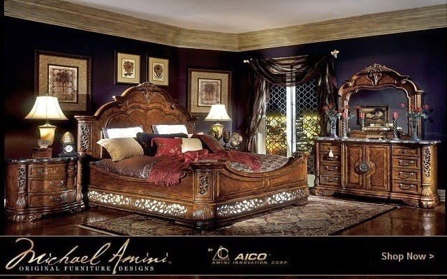 Aico Furniture By Michael Amini Lenoir Empire Furniture