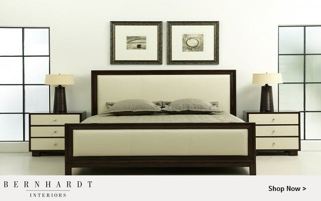 Bernhardt Interiors Furniture Lenoir Empire Furniture
