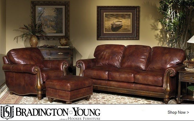 Bradington Young Sofas Chairs Ottomans Sectionals