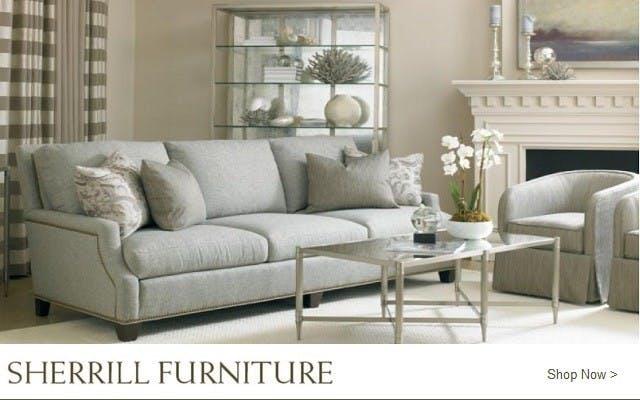Sherrill Furniture Living Room Lenoir Empire Furniture