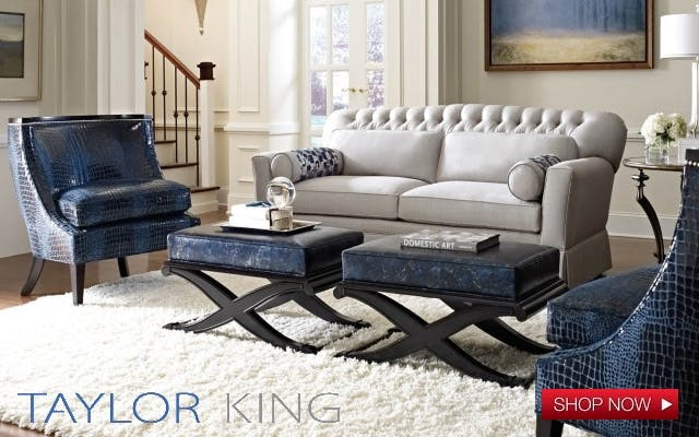Taylor King Furniture Lenoir Empire