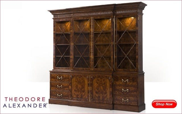 Theodore Alexander Furniture Lenoir Empire Furniture