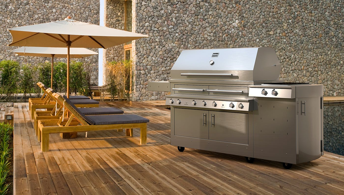 Extensive Selection Of Outdoor Grills And Accessories In