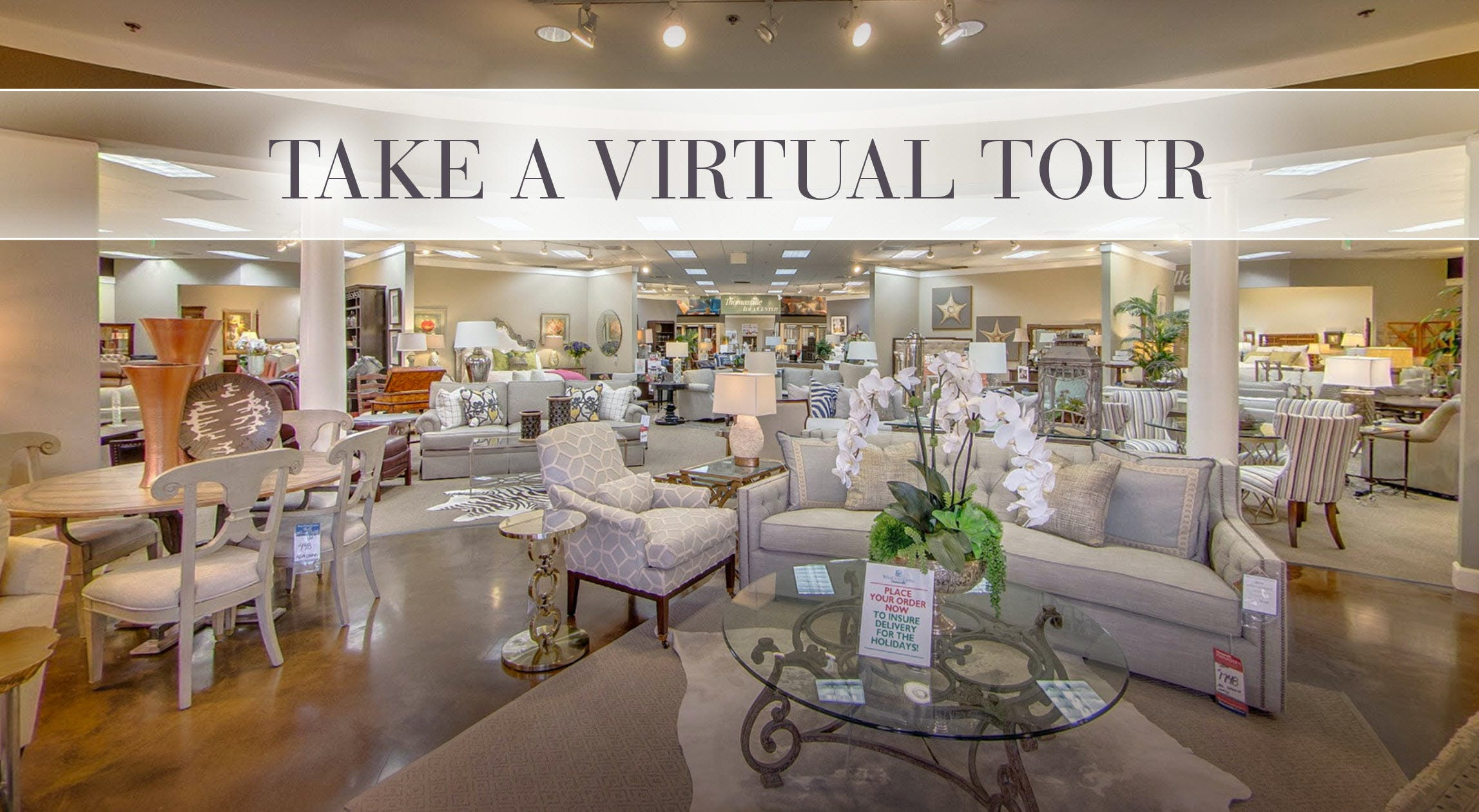 Premium quality designer furniture showroom to see touch and feel our - Southern California Is A Hotbed For Real Estate But Making Your House A Home Is Often Seen As A Difficult Task West Coast Living Thomasville Makes