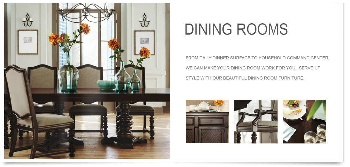 Genial Dining Rooms