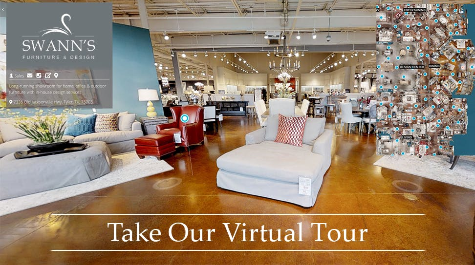 Furniture Store Tyler Tx Swann S Furniture Design Since 1895