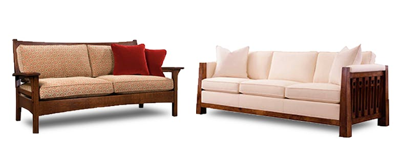 Stickley Sofa Collections