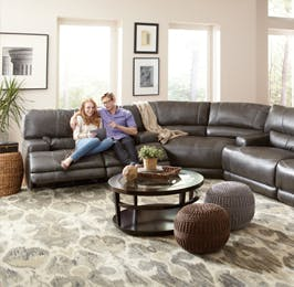 Reclining Sofas · Reclining Sectionals