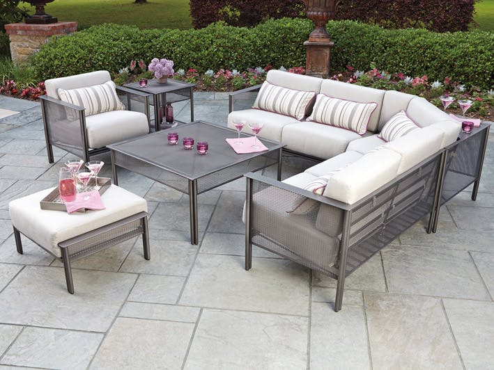 Sectionals - PatiosUSA.com Nationwide Outdoor Patio Furniture