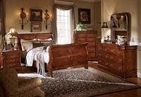 Furniture First - Sleigh Bed Example