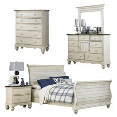 Beachy Bedroom Furniture New Jersey | Seaside Furniture Toms River