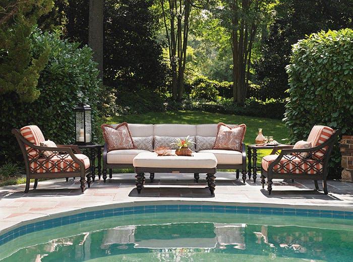 Outdoor Living Brands : Tommy Bahama Outdoor