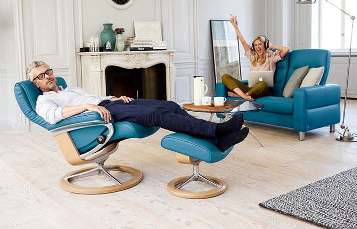 stressless by ekornes. Black Bedroom Furniture Sets. Home Design Ideas