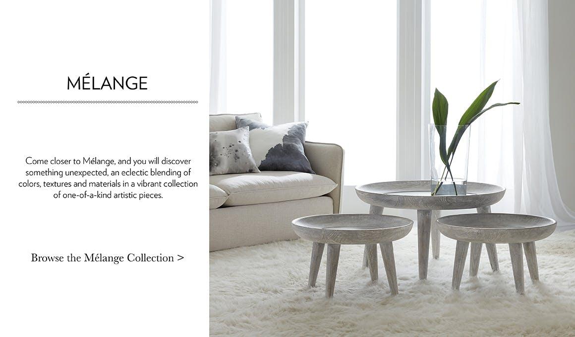 Furniture Melange Collection Upholstery